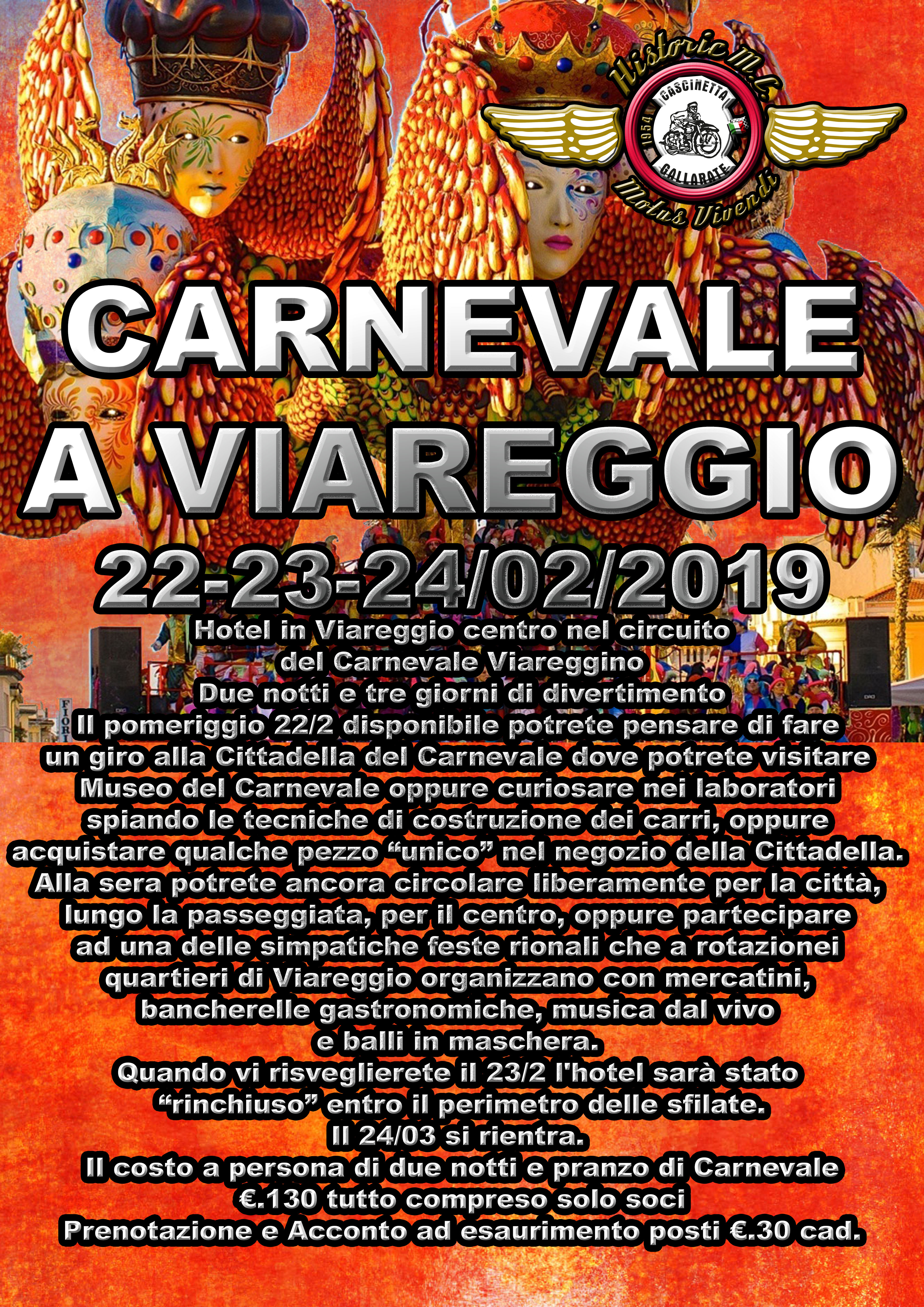 2019-02-22-23 Carnevale a Viareggio